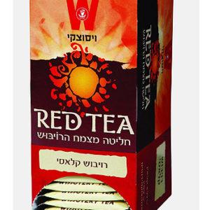 תה אדום קלאסי