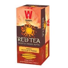 תה אדום קמומיל ודבש