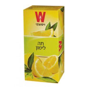 תה ויסוצקי לימון