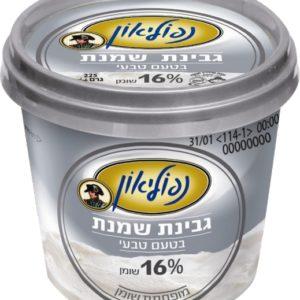 גבינת שמנת נפוליאון 16% טבעי